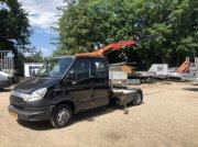 PKW-Anhänger типа Sonstige Be Trekker 8.7 Ton iveco 50C17 Daily Palfinger kraan (20), Gebrauchtmaschine в Putten