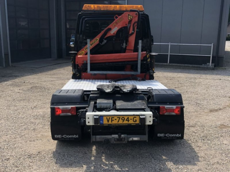 PKW-Anhänger a típus Sonstige Be Trekker 8.7 Ton iveco 50C17 Daily Palfinger kraan (20), Gebrauchtmaschine ekkor: Putten (Kép 7)
