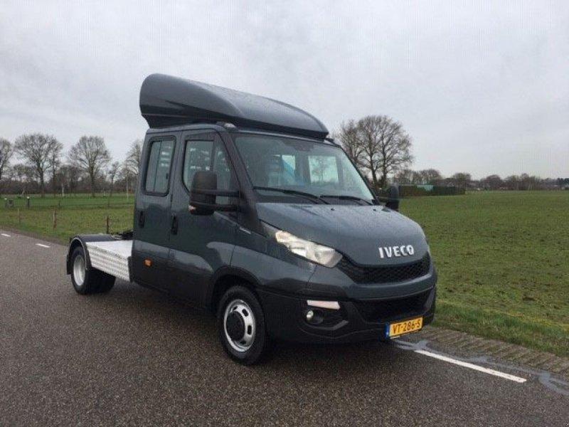 PKW-Anhänger типа Sonstige Be Trekker 9 Ton Iveco Daily(50) 40C17 dubbel cabine, Gebrauchtmaschine в Putten (Фотография 1)