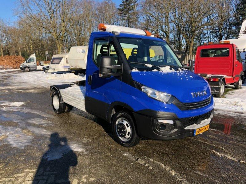 PKW-Anhänger a típus Sonstige Be Trekker 9.1 Ton 40C18 automaat euro 6, Gebrauchtmaschine ekkor: Putten (Kép 1)