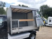 PKW-Anhänger типа Sonstige Be Trekker bakje huif met schuifzeilen, Gebrauchtmaschine в Putten