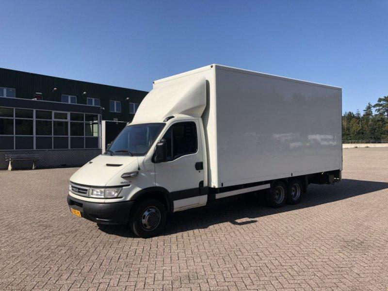 PKW-Anhänger a típus Sonstige BE trekker Clixtar 7.5 ton Iveco Oplegger laadklep 1000 kg (4), Gebrauchtmaschine ekkor: Putten (Kép 1)