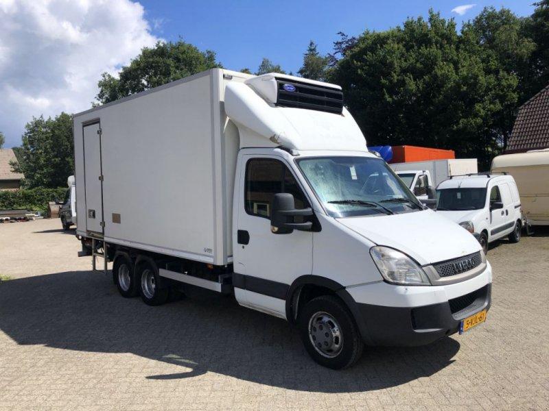 PKW-Anhänger типа Sonstige Be Trekker clixtar iveco 7.5 Ton Carrier koel motor (17), Gebrauchtmaschine в Putten (Фотография 2)
