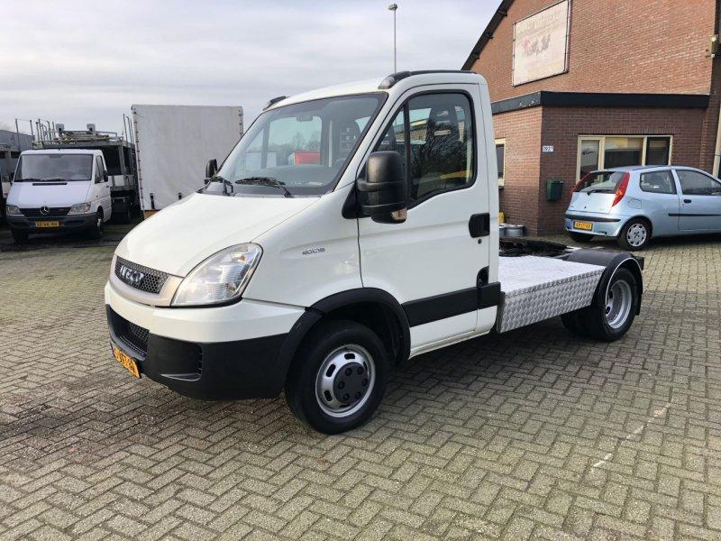 PKW-Anhänger типа Sonstige Be Trekker Iveco 10 Ton(46) Luchtgeveerd Daily 40C18, Gebrauchtmaschine в Putten (Фотография 1)