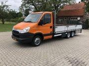 Sonstige Be Trekker iveco 10 Ton Clixtar Be oplegger 7.4 ton Veldhuizen PKW-Anhänger