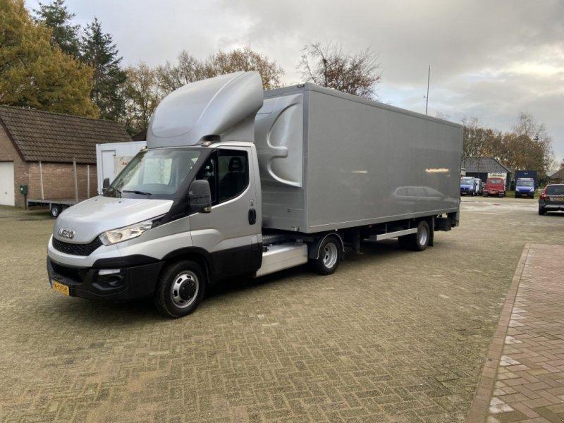PKW-Anhänger a típus Sonstige be Trekker Iveco 8.2 ton(12) Be Oplegger gesloten veldhuizen, Gebrauchtmaschine ekkor: Putten (Kép 1)