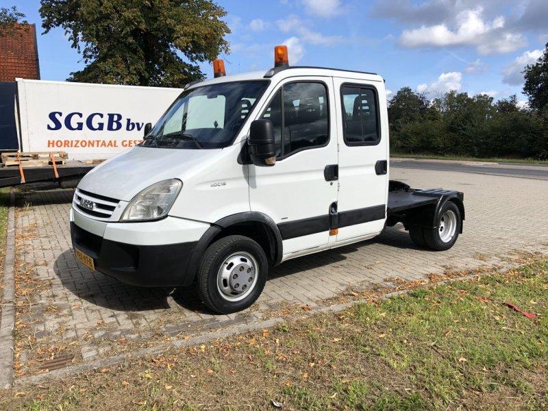 PKW-Anhänger типа Sonstige Be Trekker Iveco 8750 kg (34) Daily 40C18 luchtgeveerd, Gebrauchtmaschine в Putten (Фотография 1)