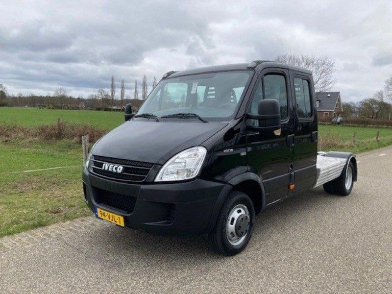 PKW-Anhänger типа Sonstige Be Trekker Iveco Daily (10) 40C18  dubbele cabine 7490 kg, Gebrauchtmaschine в Putten (Фотография 1)