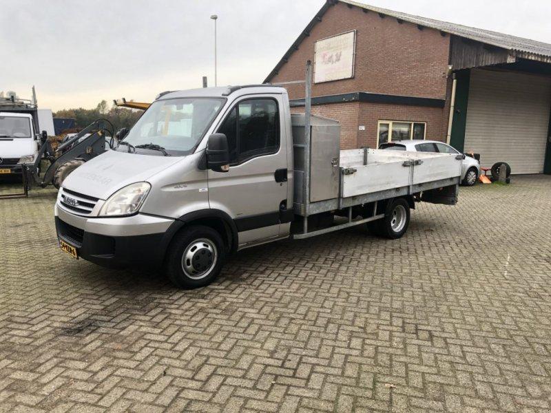 PKW-Anhänger типа Sonstige Be Trekker luchtgeremd 10 ton iveco 40C15 6500 kg trekgwicht, Gebrauchtmaschine в Putten (Фотография 1)