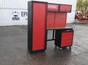 PKW-Anhänger typu Sonstige BLISAR Werkbank met kasten, Gebrauchtmaschine v Leende