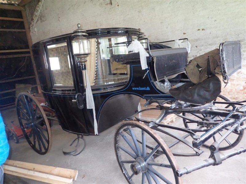 PKW-Anhänger типа Sonstige Brudekaret med bremser, momsfri, Gebrauchtmaschine в Egtved (Фотография 1)