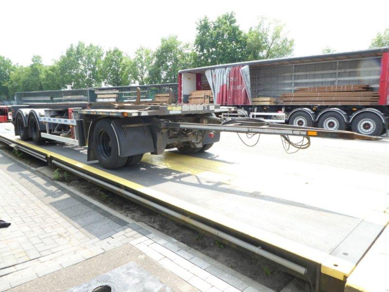 PKW-Anhänger типа Sonstige Burg Container aanhangwagen, Gebrauchtmaschine в Ommen (Фотография 5)