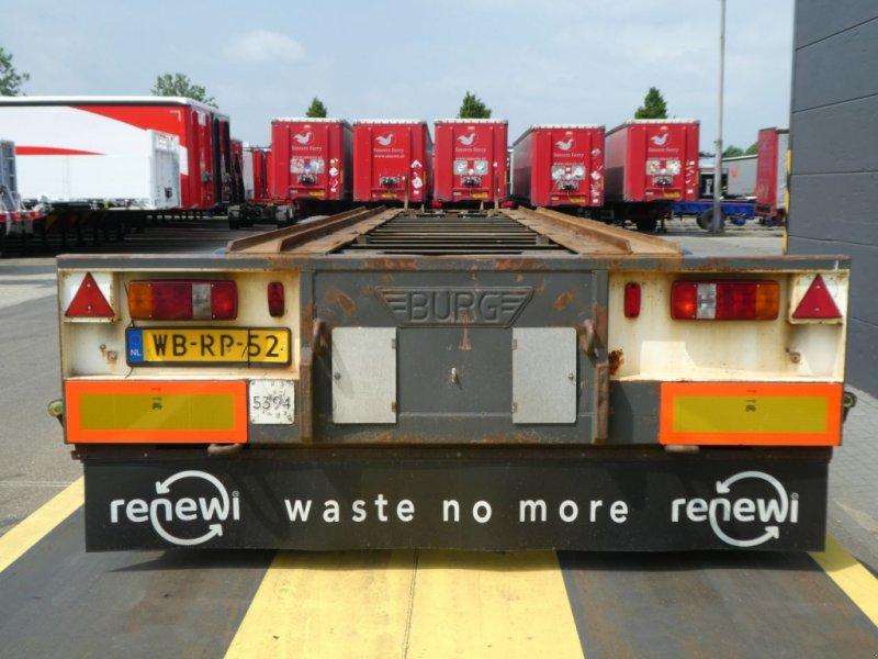 PKW-Anhänger типа Sonstige Burg Container aanhangwagen, Gebrauchtmaschine в Ommen (Фотография 3)