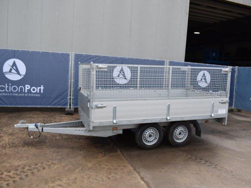 PKW-Anhänger типа Sonstige BW Trailers Plateau Aanhangwagen, Gebrauchtmaschine в Antwerpen (Фотография 1)