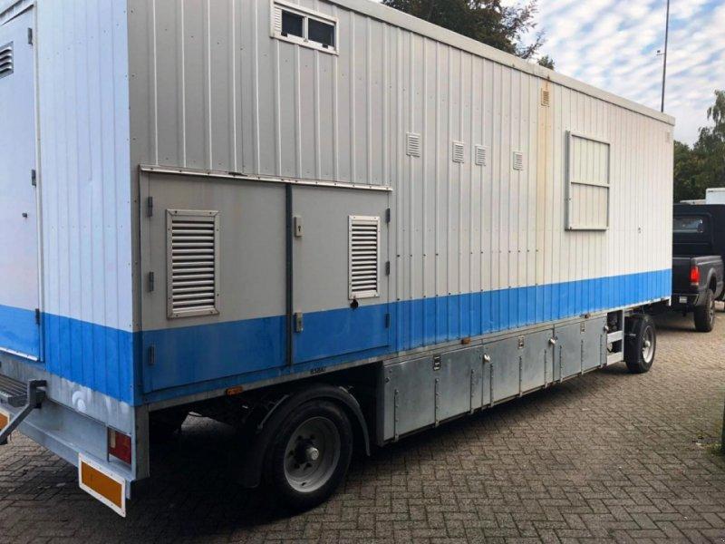 PKW-Anhänger типа Sonstige de Schans Schaftwagen, Gebrauchtmaschine в Putten (Фотография 1)