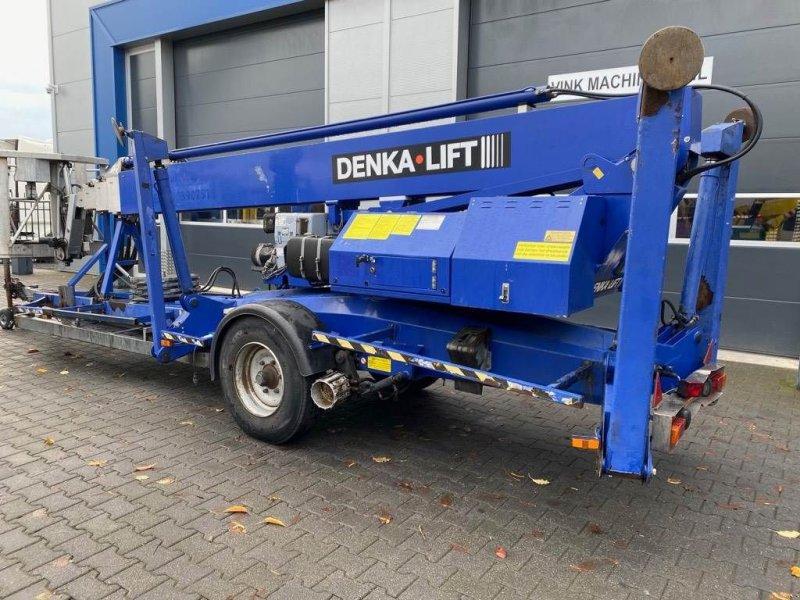 PKW-Anhänger типа Sonstige Denka-Lift DL 25 aanhanger hoogwerker, Gebrauchtmaschine в WIJCHEN (Фотография 1)