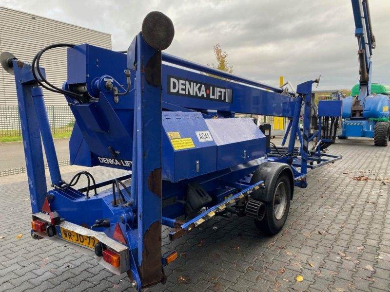 PKW-Anhänger типа Sonstige Denka-Lift DL 25 aanhanger hoogwerker, Gebrauchtmaschine в WIJCHEN (Фотография 3)