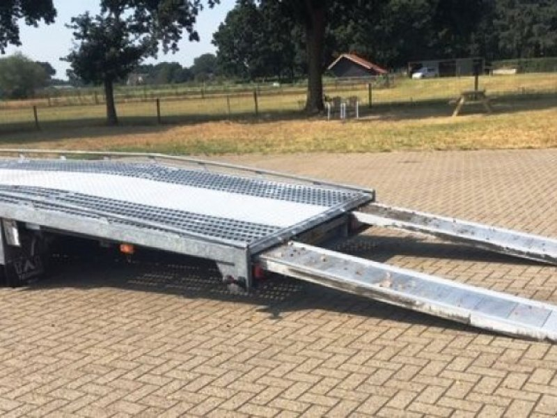 PKW-Anhänger типа Sonstige Doornwaard autotransport oplegger BE  7.5 t, Gebrauchtmaschine в Putten (Фотография 5)