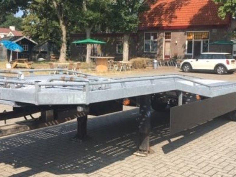 PKW-Anhänger типа Sonstige Doornwaard autotransport oplegger BE  7.5 t, Gebrauchtmaschine в Putten (Фотография 2)