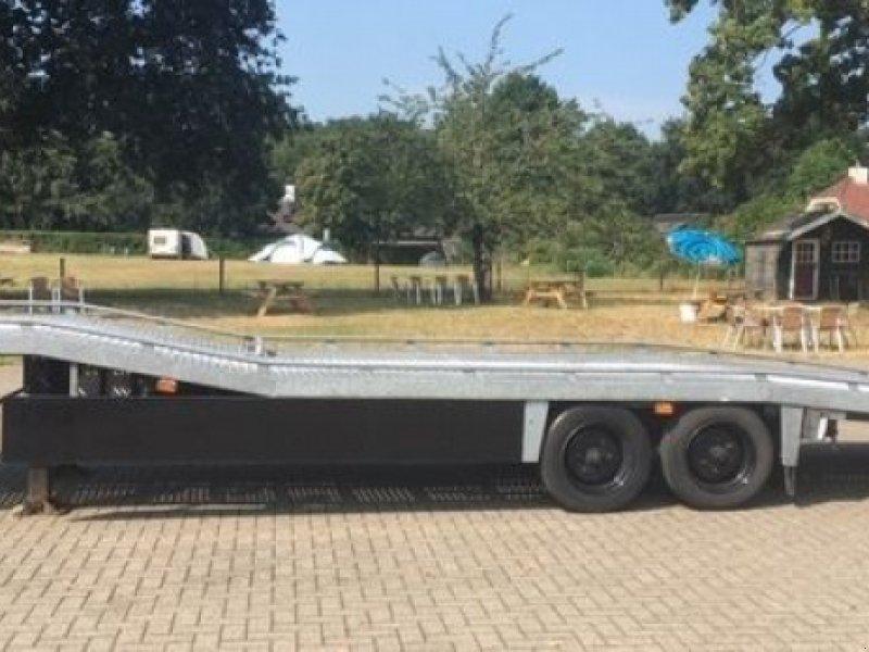 PKW-Anhänger типа Sonstige Doornwaard autotransport oplegger BE  7.5 t, Gebrauchtmaschine в Putten (Фотография 3)
