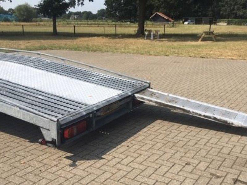PKW-Anhänger типа Sonstige Doornwaard autotransport oplegger BE  7.5 t, Gebrauchtmaschine в Putten (Фотография 6)