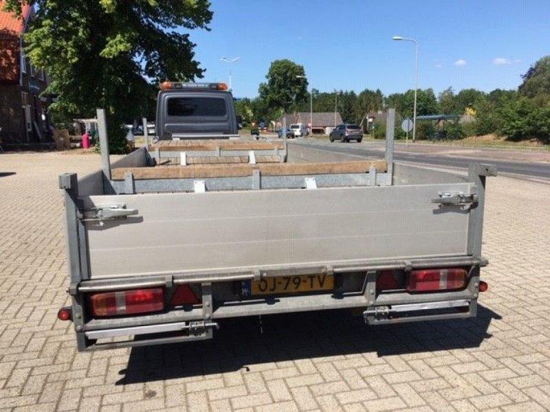 PKW-Anhänger a típus Sonstige Doornwaard BE semi dieplader, Gebrauchtmaschine ekkor: Putten (Kép 6)