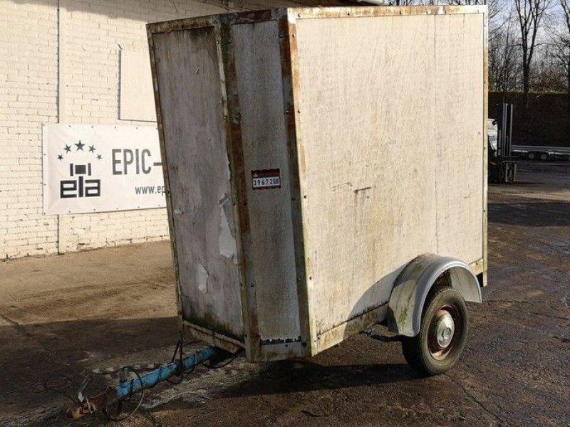 PKW-Anhänger tipa Sonstige Gesloten aanhanger, Gebrauchtmaschine u Leende (Slika 1)