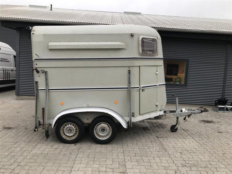 PKW-Anhänger типа Sonstige goodwood hestetrailer, Gebrauchtmaschine в Rønnede (Фотография 1)