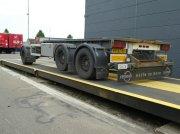 PKW-Anhänger a típus Sonstige GS Meppel Container aanhangwagen, Gebrauchtmaschine ekkor: Ommen