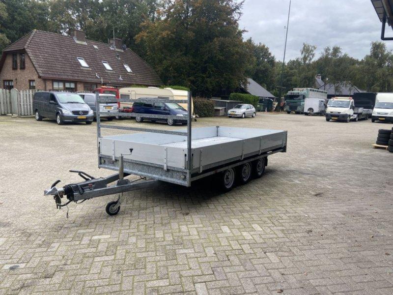 PKW-Anhänger typu Sonstige hulco aanhanger 3500 met oprijplaten, Gebrauchtmaschine w Putten (Zdjęcie 1)