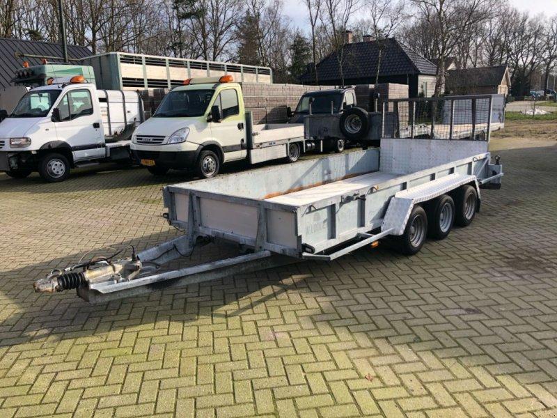 PKW-Anhänger типа Sonstige i for Williams 3500 kg aanhanger 3 assen kuip trailer, Gebrauchtmaschine в Putten (Фотография 1)