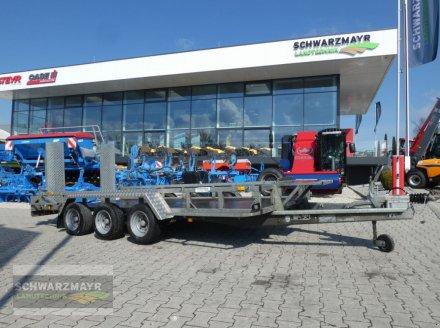 PKW-Anhänger des Typs Sonstige iFor Williams GP 146 Tridemanhänger, Gebrauchtmaschine in Aurolzmünster (Bild 1)