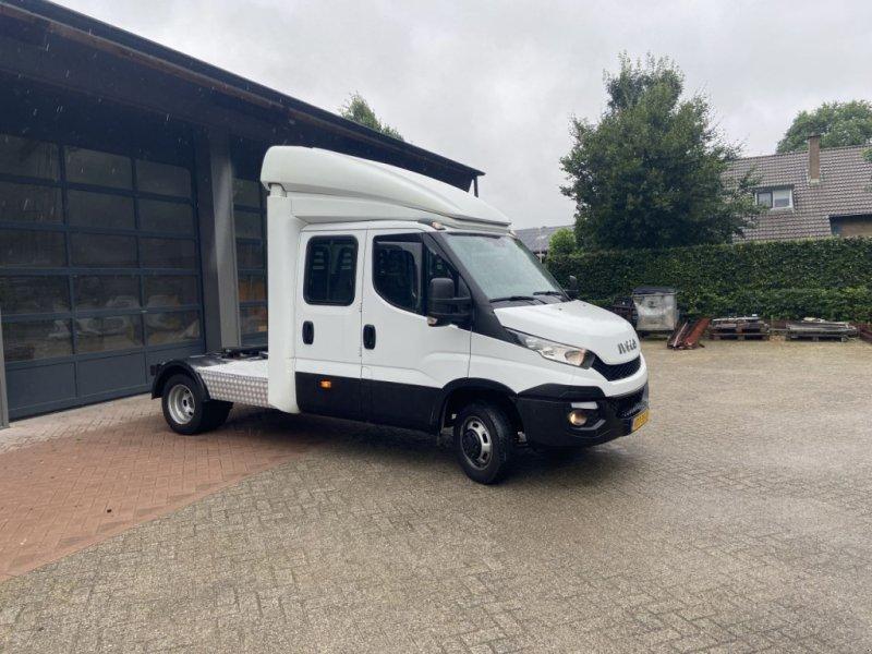 PKW-Anhänger a típus Sonstige Iveco (10) Daily 50C21 dubbel cabine 9.2 ton, Gebrauchtmaschine ekkor: Putten (Kép 1)