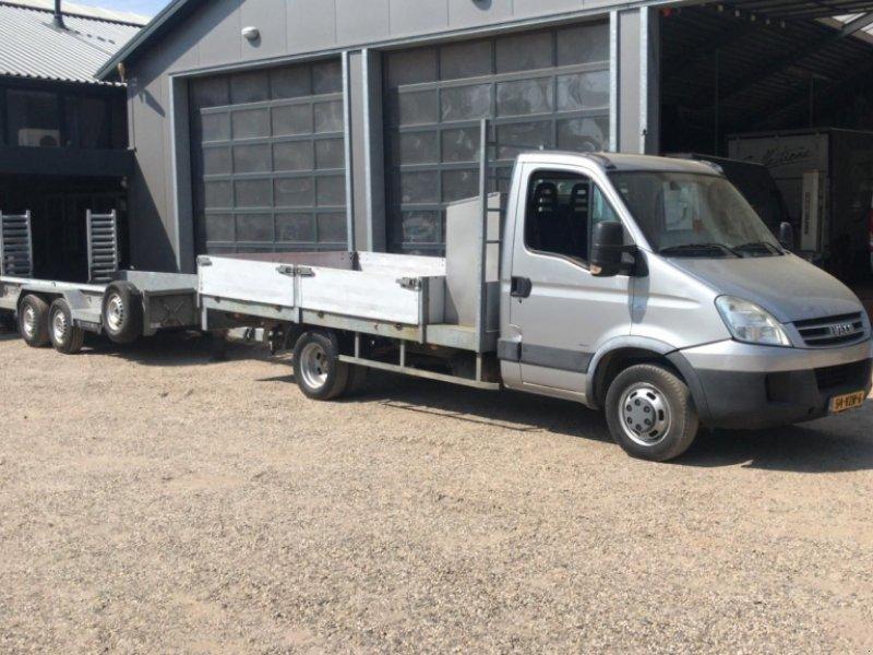 PKW-Anhänger типа Sonstige Iveco 10 ton bakwagen (35) luchtgeremde aanhanger 6 ton, Gebrauchtmaschine в Putten (Фотография 1)