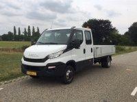 Sonstige Iveco (22) BE trekker-laadbak Daily 50C17  8.7 ton DC Přívěs za osobní vozidlo