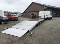 Sonstige iveco 35C21 10 ton luchtgeremd veldhuizen 7.9 Ton aanhanger (5) PKW-Anhänger