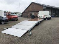 Sonstige iveco 35C21 10 ton luchtgeremd veldhuizen 7.9 Ton aanhanger (5) Прицеп для легкового автомобиля