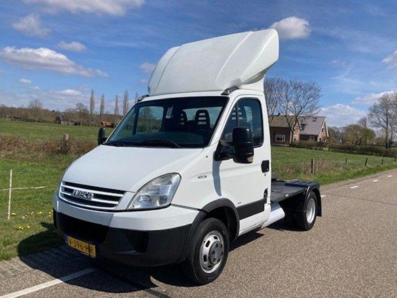 PKW-Anhänger typu Sonstige Iveco (43) BE trekker Daily 35C18  7 ton, Gebrauchtmaschine w Putten (Zdjęcie 1)