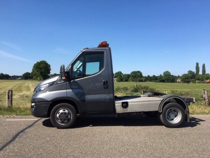 PKW-Anhänger типа Sonstige Iveco (43) Hi-matic Daily 40C17 BE trekker 9.3 ton, Gebrauchtmaschine в Putten (Фотография 1)