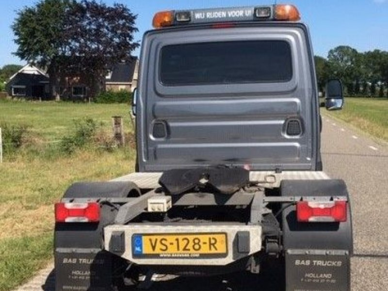 PKW-Anhänger типа Sonstige Iveco (43) Hi-matic Daily 40C17 BE trekker 9.3 ton, Gebrauchtmaschine в Putten (Фотография 4)