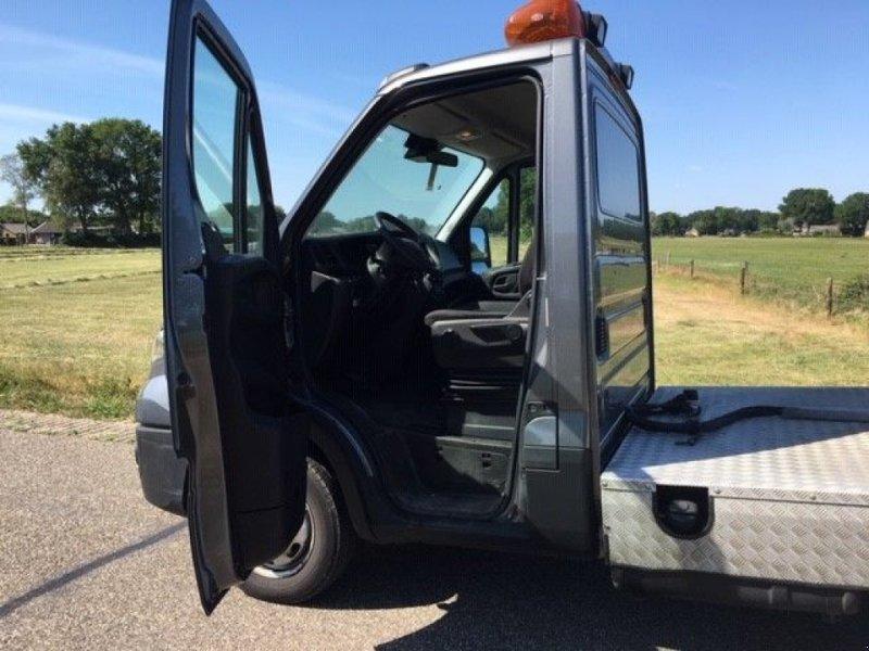 PKW-Anhänger типа Sonstige Iveco (43) Hi-matic Daily 40C17 BE trekker 9.3 ton, Gebrauchtmaschine в Putten (Фотография 5)