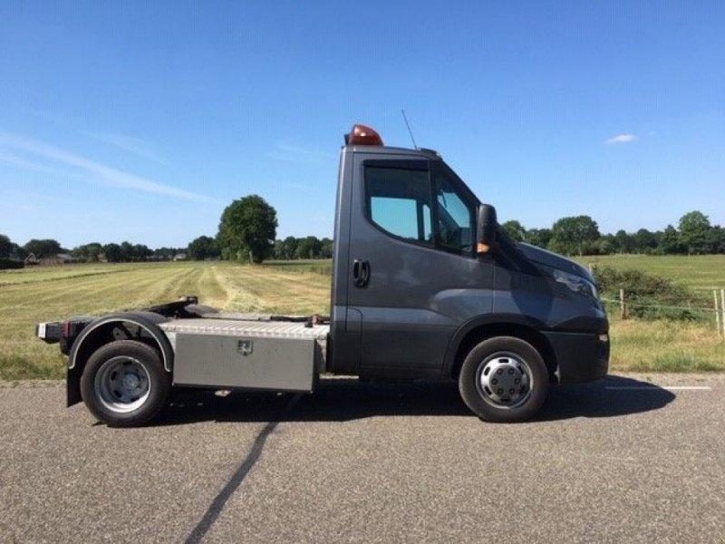 PKW-Anhänger типа Sonstige Iveco (43) Hi-matic Daily 40C17 BE trekker 9.3 ton, Gebrauchtmaschine в Putten (Фотография 3)