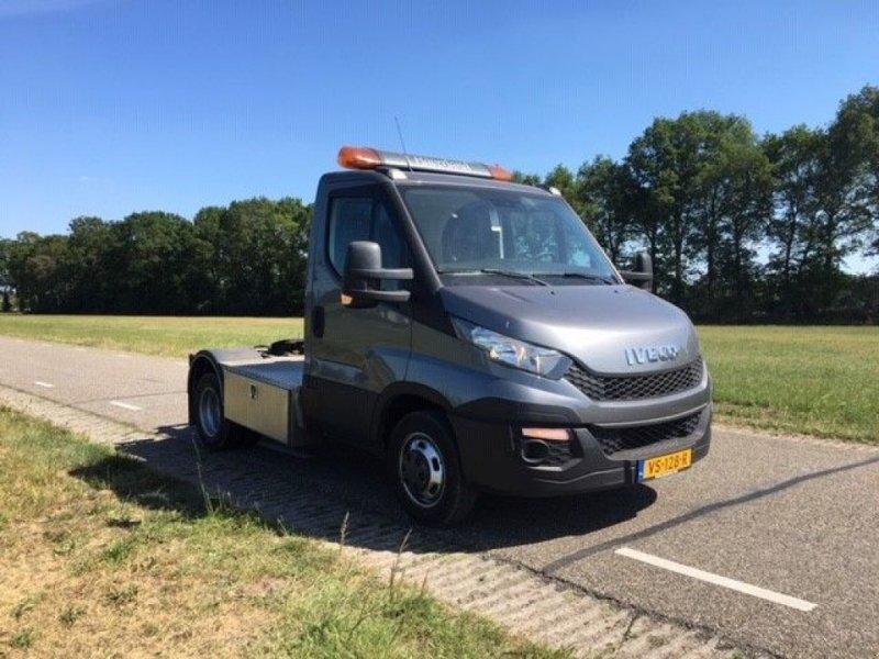 PKW-Anhänger типа Sonstige Iveco (43) Hi-matic Daily 40C17 BE trekker 9.3 ton, Gebrauchtmaschine в Putten (Фотография 2)
