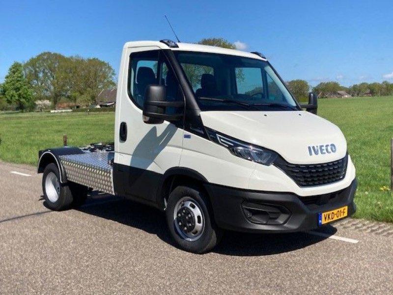 PKW-Anhänger типа Sonstige Iveco(44) Daily 40C18 Hy-Matic BE trek 8.7 ton, Gebrauchtmaschine в Putten (Фотография 1)