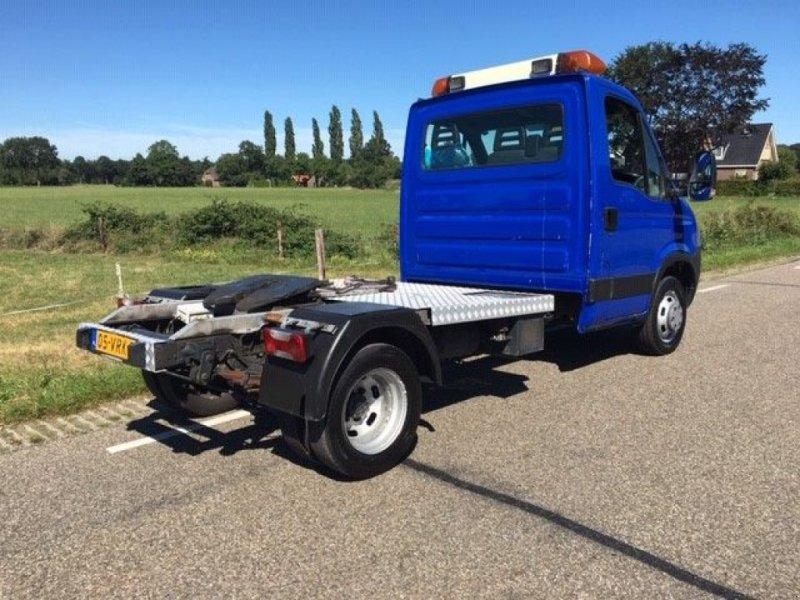 PKW-Anhänger a típus Sonstige Iveco (47) Daily 40C15 BE trekker 9 ton, Gebrauchtmaschine ekkor: Putten (Kép 5)
