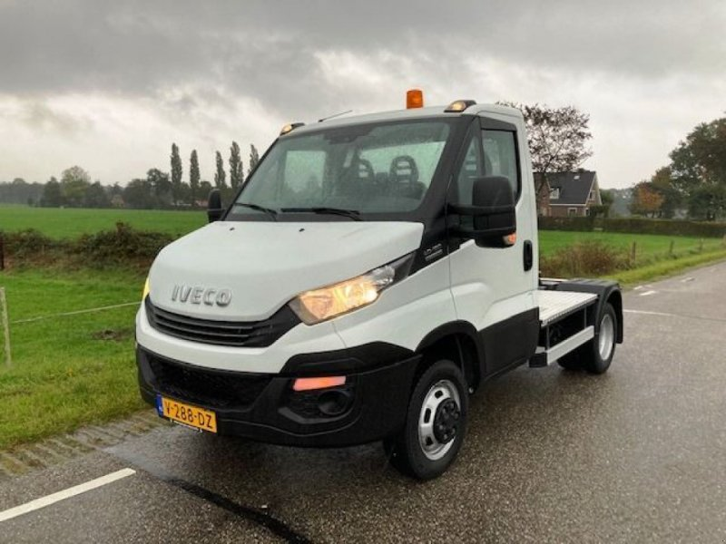 PKW-Anhänger a típus Sonstige Iveco BE trekker (43) Daily 40C18 Hy-Matic, Gebrauchtmaschine ekkor: Putten (Kép 1)