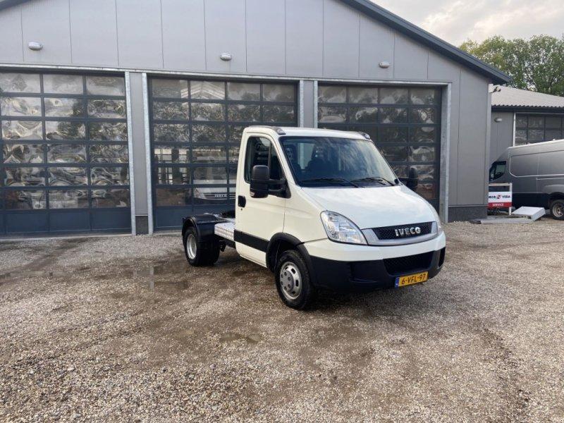 PKW-Anhänger типа Sonstige Iveco BE trekker (46) Daily 40C18  7.5 ton 2009, Gebrauchtmaschine в Putten (Фотография 1)