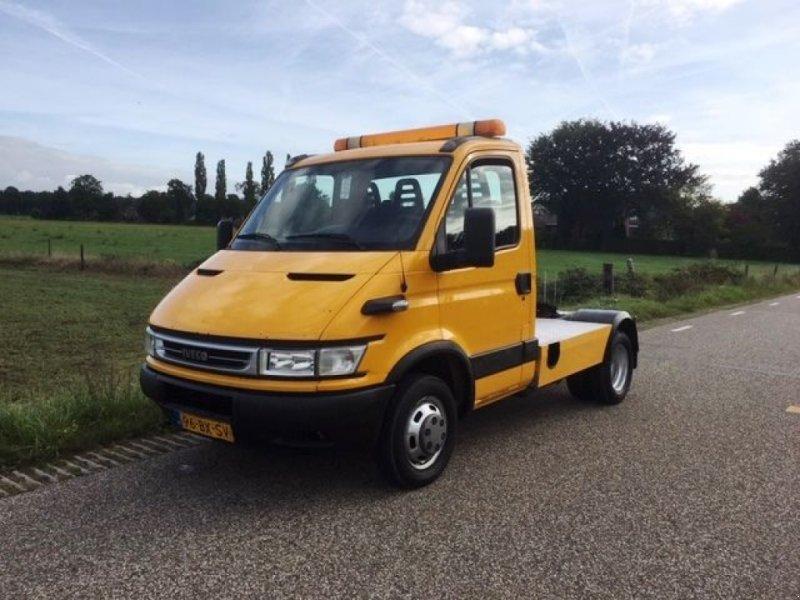 PKW-Anhänger типа Sonstige Iveco Daily (19) 40C17 BE trekker 12 ton, Gebrauchtmaschine в Putten (Фотография 1)