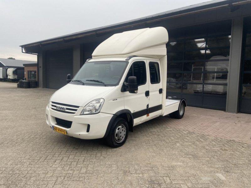 PKW-Anhänger typu Sonstige Iveco Daily 40c18 BE trekker (9) dubbel cabine 12 ton, Gebrauchtmaschine w Putten (Zdjęcie 1)
