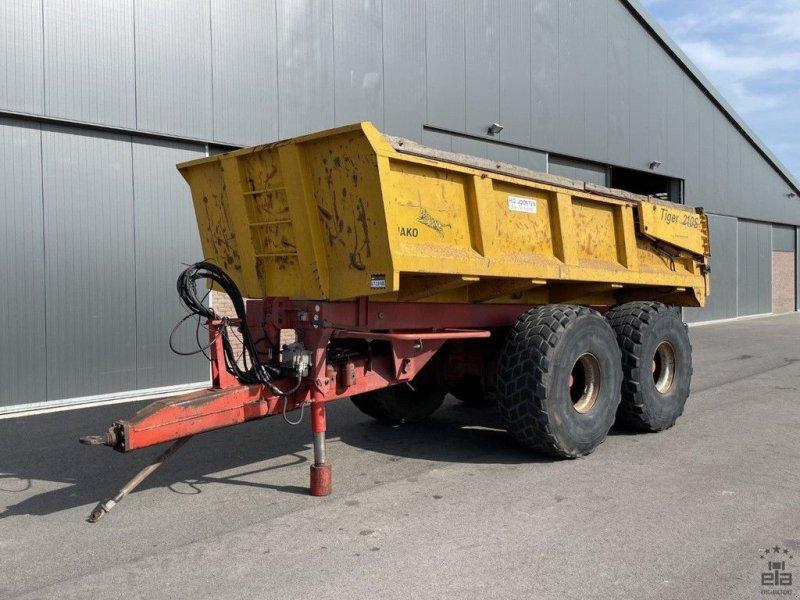 PKW-Anhänger типа Sonstige Jako 220, Gebrauchtmaschine в Leende (Фотография 1)